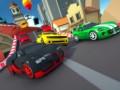 Spēles Cartoon Mini Racing