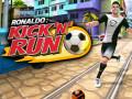 Spēles Cristiano Ronaldo Kick`n`Run