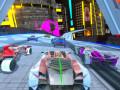 Spēles Cyber Cars Punk Racing