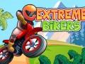 Spēles Extreme Bikers
