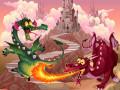 Spēles Fairy Tale Dragons Memory