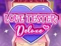 Spēles Love Tester Deluxe