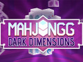 Spēles Mahjong Dark Dimensions