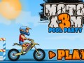 Spēles Moto X3M Pool Party