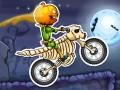 Spēles Moto X3M Spooky Land