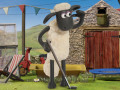Spēles Shaun The Sheep Baahmy Golf