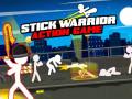 Spēles Stick Warrior Action Game