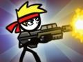 Spēles Stickman Peacekeeper