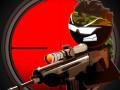 Spēles Stickman Sniper 3