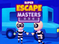Spēles Super Escape Masters