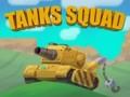 Spēles Tanks Squad