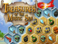 Spēles Treasures of the Mystic Sea